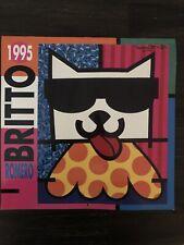 ROMERO BRITTO 1995 Calendar