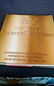 ESPN SportsCentury, 1st Edition, Hardback w/Dust Jacket - Used