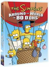 The Simpsons: Around The World In 80 D'ohs! [DVD].