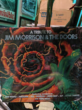 A Tribute To JIM MORRISON & THE DOORS CD L.A. Woman Soft Parade Light My Fire