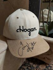 Tom Kite Signed Hogan Baseball Cap Hat Golf