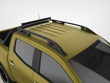 Mercedes X-Class 2017-2018-2019 Falcon Rail Bar Roof Rack Black