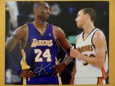 Kobe Bryant 8x10 Autographed 'MVP' Photo