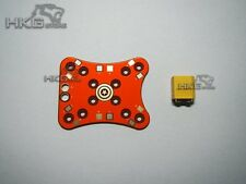 Power Distribution Board PDB with XT60 for Reptile Martian190 220 255 Quadcopter