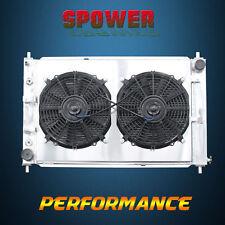 3-Row/CORE Aluminum Radiator+Fan Shroud For Ford Mustang Equipado V8 4.6L 97-04
