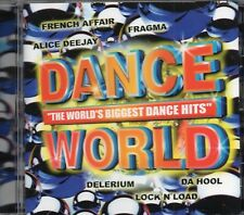 Dance World - The Biggest Dance Hits CD (Fragma/Alice Deejay/Delerium/Nearfield)