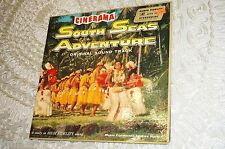 SOUNDTRACK south seas adventure LP EX/GOOD  AFSD 5899 Stereo 1958 Record