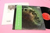 MUDDY WATERS LP ORIG JAPAN NM ! TOP JAZZ BLUES COMPLETE OBI INSERT