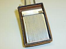 Tandem Pocket Aluminium Lighter-BREVETE S.G.D.G. - marque déposé - 1940-France