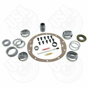 "USA Standard Master Overhaul kit for the '64-'72 GM 8.2"" 10-bolt differential"
