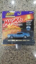 JOHNNY LIGHTNING MAGMAS 1971 Ford Mustang Boss 351 LIMITED EDITION OLD STOCK