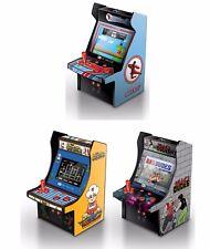 MY ARCADE BurgerTime + Bad Dudes + Karate Champ Retro Micro Arcade Machine Game