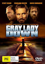 Charlton Heston Stacy Keach GRAY LADY DOWN - SUBMARINE CLASSIC DISASTER DVD