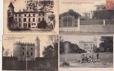 Lot 4 cartes postales anciennes DRÔME LA BEGUDE-DE-MAZENC 2