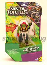 Teenage Mutant Ninja Turtles - Battle Sounds Figur Raphael NEU OVP
