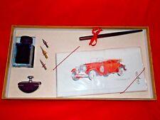 Set scrittura con inchiostro e tampone Made in Italy