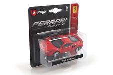 Ferrari F8 Tributo rot Bburago 1:43 36054