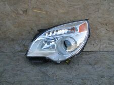 10 11 12 Chevrolet Equinox Headlight Head Lamp OEM