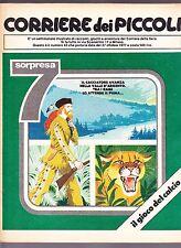 CORRIERE DEI PICCOLI 1977  NR.43 (BRUNO BOZZETTO WEST AND SODA  - POSTER CALCIO)