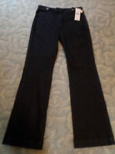 NEW WITH TAGS TOMMY HILFIGER WOMEN'S BLUE JEANS LOW RISE SIZE 0