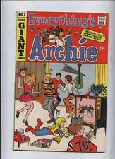 Everythings Archie Giant #1 Archie comic 1st issue glossy fine+