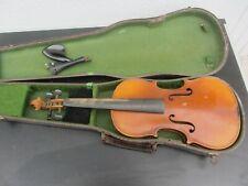 Alte Geige Violine ca. 59,5 cm Zettel Copie Antonius Stradivarius