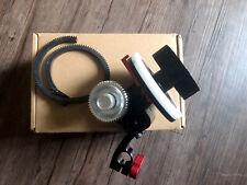 FOTGA Follow Focus Crank Kit for 15mm Rod DSLR Rig US