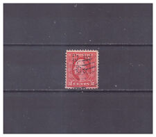 US Perfins R M/Co pattern #R104   1 stamp