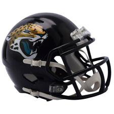 JACKSONVILLE JAGUARS NEW 2018 NFL MINI SPEED FOOTBALL HELMET