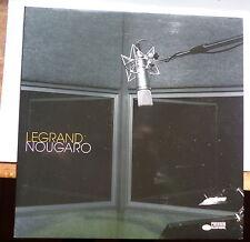 CD Promo MICHEL LEGRAND Nougaro 0946 3441152 pochette promo format LP 33 tours