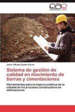 Sistema de Gestion de Calidad En Movimiento de Tierras y Cimentaciones (Paperbac