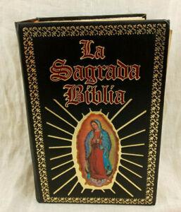 Large Spanish Bible La Sagara Biblia 1987