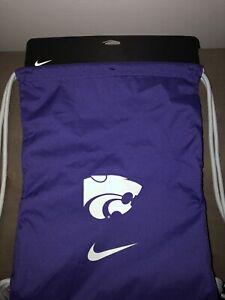 Nike Kansas State Wildcats Gym Sack - BRAND NEW W/ TAGS