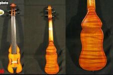 "hand made pochette violin 7 3/4"",pocket violin,nice warm sound #4556"