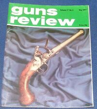 GUNS REVIEW MAGAZINE MAY 1977 - THE RUSSIAN MODEL 1915 KABAKOV SOCKET BAYONET