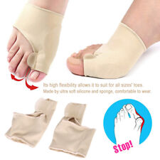 Big Toe Bunion Splint Straightener Corrector 2PCS Foot Pain Relief Hallux Valgus