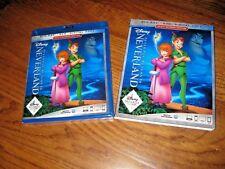 Peter Pan Return To Neverland; Disney  Blu-ray/DVD+Digital DMC Exclusive] New
