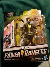 Power Rangers Beast Morphers Gold Ranger action figure brand new