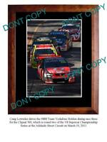 CRAIG LOWNDES MOTOR RACING SUPERCARS HOLDEN A3 PHOTO PRINT 1