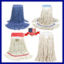 U-Clean Mop Heads Cotton ABSORBENT Cleaning Mop Heads Replacement