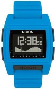 Nixon Base Tide Pro Watch - Blue - New
