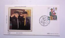 GREAT BRITAIN FDC YOUTH ORGANISATIONS BOY SCOUTS BENHAM COVER