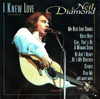 (CD) Neil Diamond - I Knew Love - My Best Songs