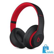 Beats by Dr. Dre Studio3 Wireless Over Ear Headphones Noise Cancel- Black/Red