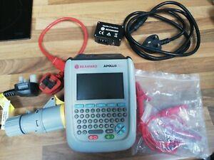 Seaward apollo 500 + plus PAT tester with accessories.