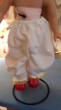 Bloomers~White No Lace **18 Inch Doll Clothes Handmade New