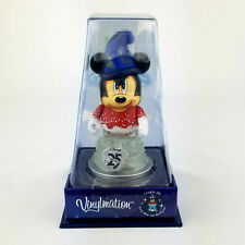 Disney Vinylmation 3'' Sorcerer Mickey Mouse 25th Anniversary Light Up Figure