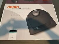 Neato Botvac D5 Connected Navigating Robot Vacuum Pet & Allergy Works With