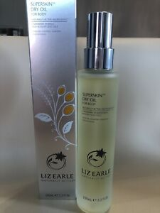 Liz Earle Superskin Dry Oil for Body 100ml New Sealed, Boxed