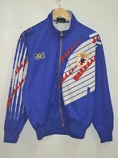 VINTAGE JAPAN ASICS FOOTBALL J LEAGUE SWEATER JACKET 90s 94-95 NAKATA